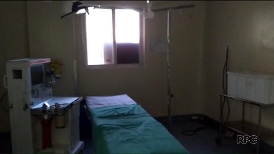 Hospital das Clínicas, em Curitiba, suspende cirurgias por falta de materiais
