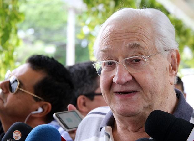 Bóris Casoy (Foto: Francisco Cepeda/AgNews)
