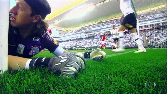 Corinthians empata com o Internacional em casa