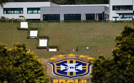 Granja Comary, centro de treinamento da CBF (Foto: Getty Images)
