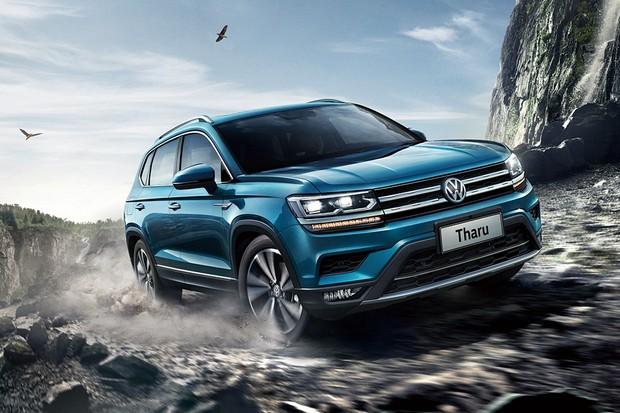Volkswagen Tharu (Foto: Divulgação)