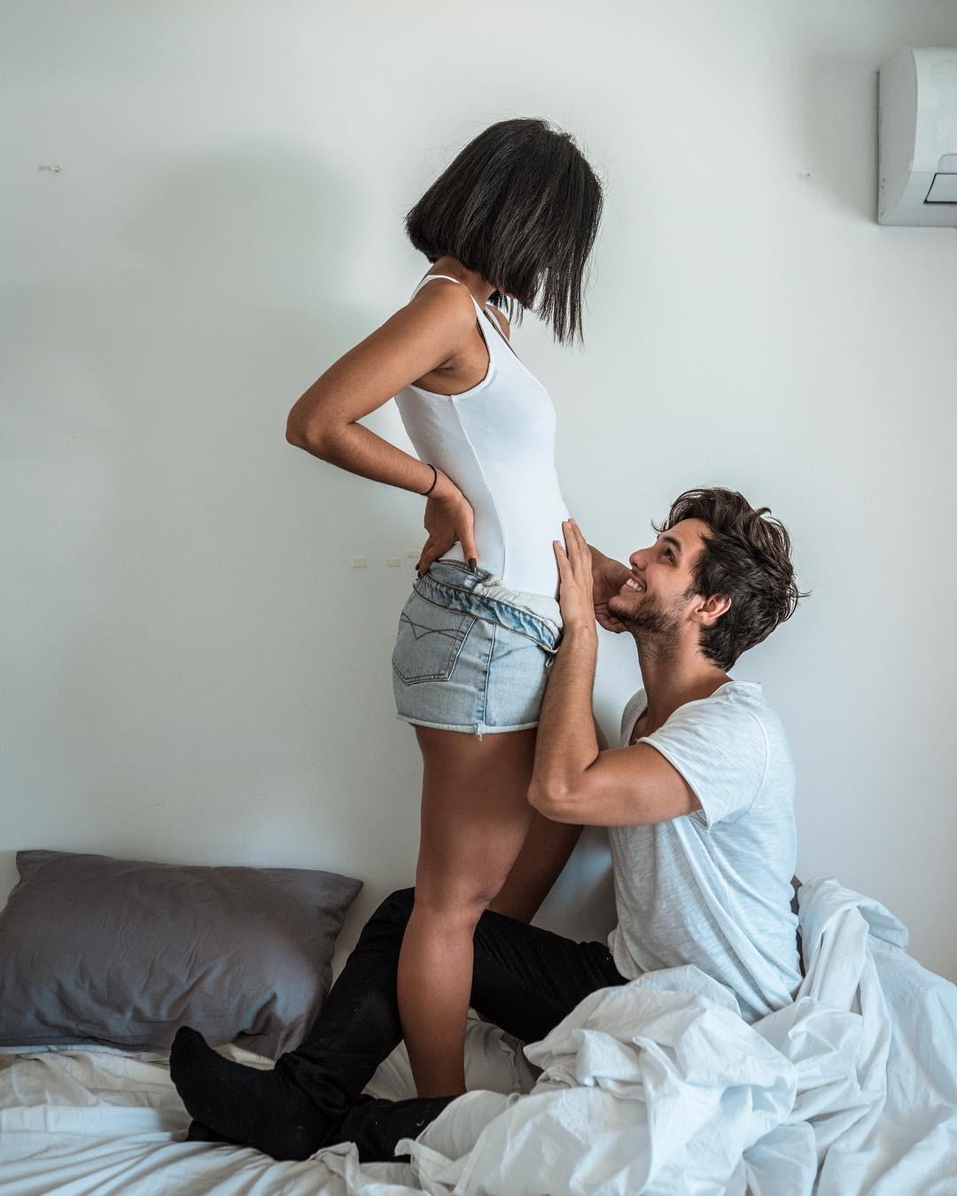 Jade Seba e Bruno Guedes (Foto: Hugo Barbieri/Instagram)