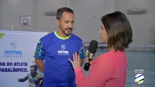 Festival Paralímpico terá 300 participantes em Campo Grande e Dourados