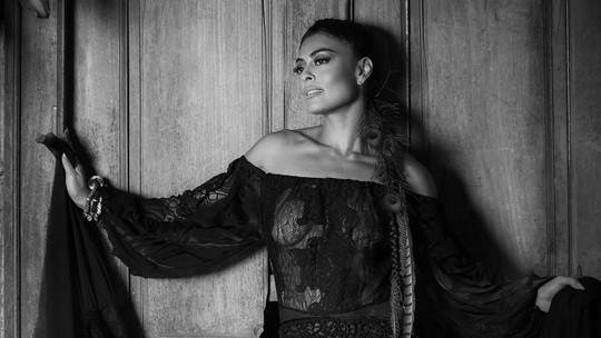 Juliana Paes no Camarim Gshow: confira making of exclusivo da atriz de 'Totalmente Demais'