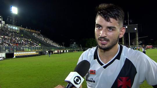 """Ricardo lamenta gol anulado, mas valoriza entrega do Vasco: """"É isso que o torcedor espera"""""""