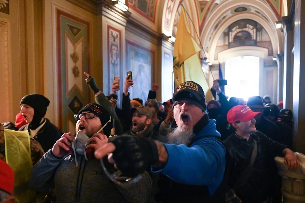 Ariel Pink diz que participou da manifestação na Casa Branca 'para mostrar, pacificamente, apoio ao presidente' | Música | G1