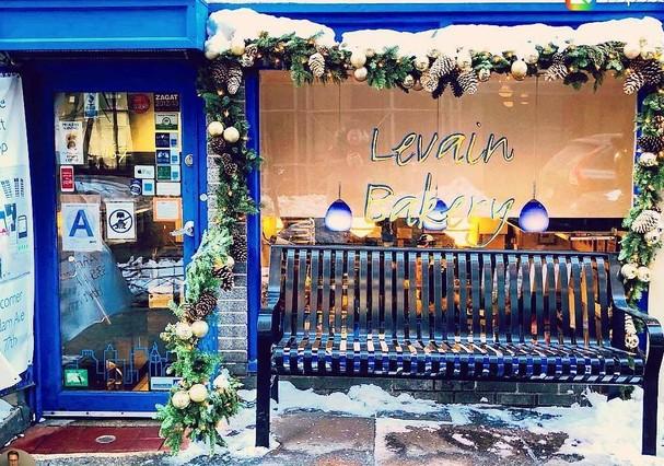 Levain Bakery (Foto: Instagram/Reprodução)