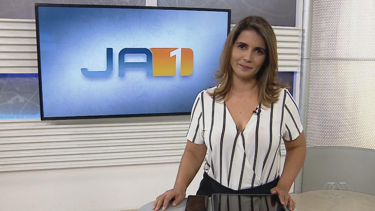 VÍDEOS: Jornal Anhanguera 1ª Edição de quarta-feira, 16 de junho de 2021