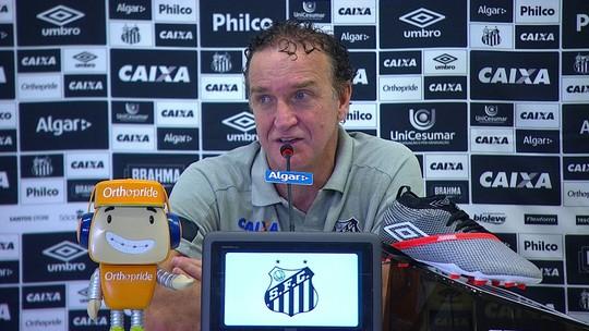 Cuca elogia jogadores, valoriza campanha e explica onde o Santos ainda pode melhorar