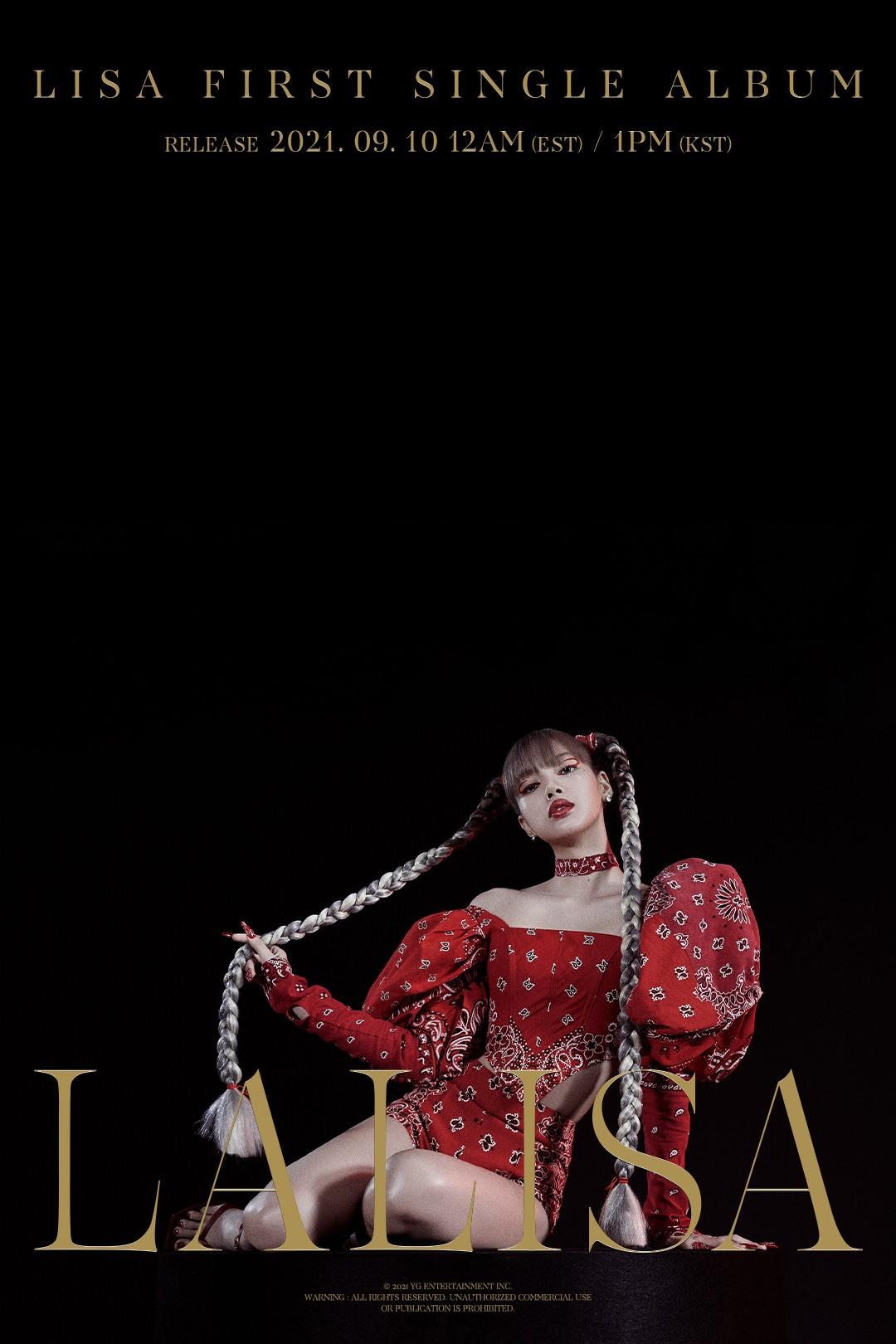Lisa (Foto: YG Entertainment)