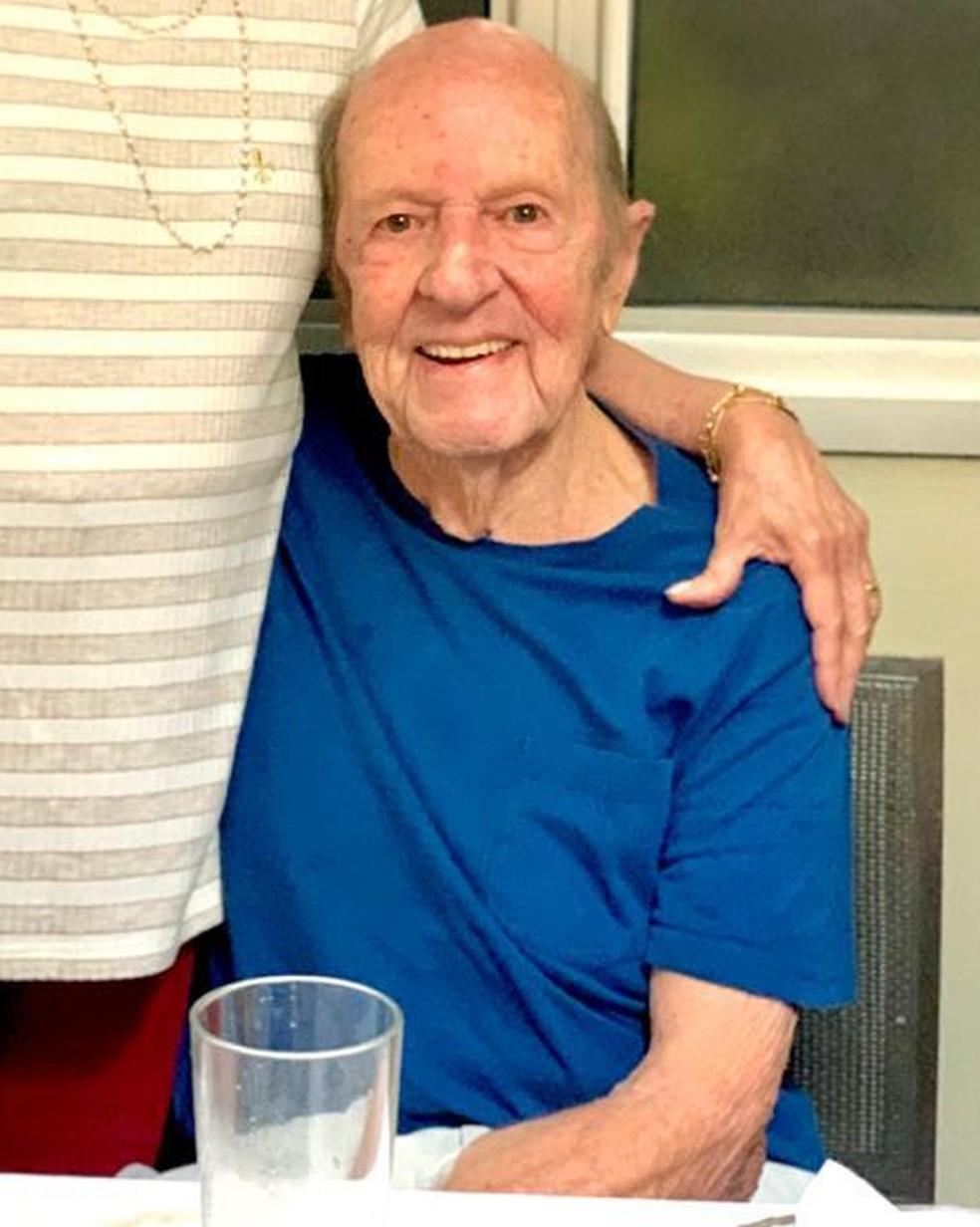 Milton Pires era dono de bar tradicional de BH e tomou Belorizontina — Foto: Foto cedida pela família