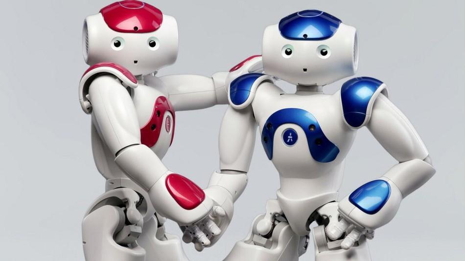 O robô NAO é desenvolvido pela empresa japonesa Softbank (Foto: Divulgação)
