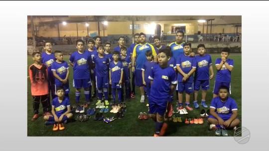 Esporte Solidário: escolinha se une pra ajudar crianças carentes