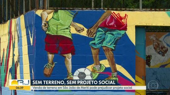 Prefeitura de São João de Meriti, no RJ, anuncia venda de terrenos para pagar aposentados
