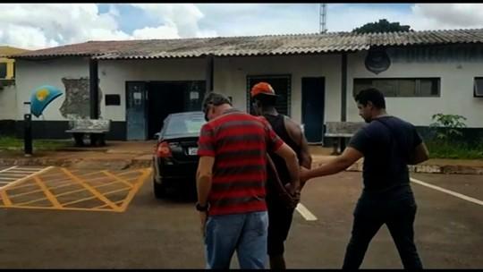 Polícia prende três irmãos suspeitos de ligação com morte de jovem encontrado em córrego de Valparaíso de Goiás