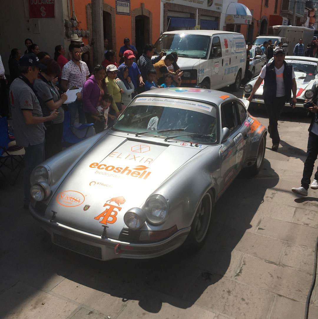 Porsche 911 #452 La Carrera Panamericana A (Foto: Divulgação/Benton Motorsport)