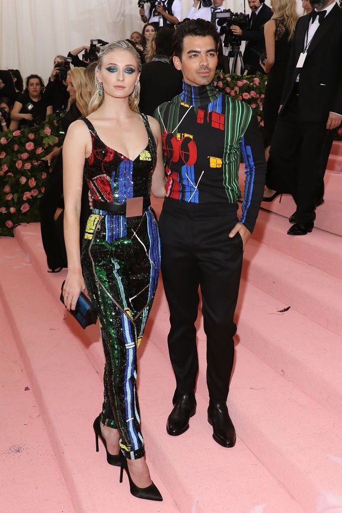 Joe Jonas e Sophie Turner (Foto: Getty Images)