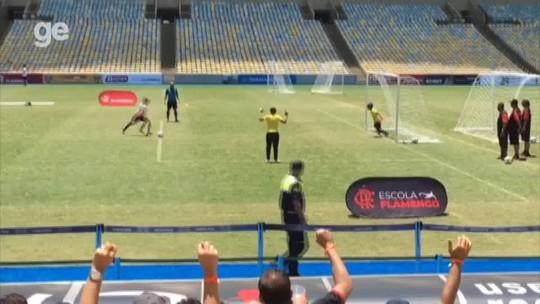 Campeã Piauiense sub-11, Escolinha Fla conquista Taça Fla Brasil, no Rio de Janeiro