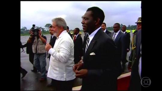 MP-SP denuncia Lula por lavagem de dinheiro em negócio na Guiné Equatorial
