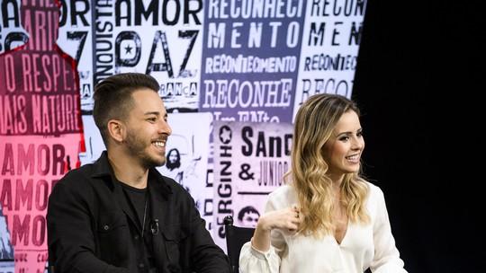 Sandy e Júnior comentam possível retorno aos palcos e lembram fim da dupla: 'Decisão corajosa'