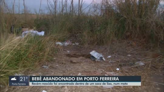 Vigilante encontrou bebê recém-nascida por acaso em mata de Porto Ferreira: 'de doer o coração'