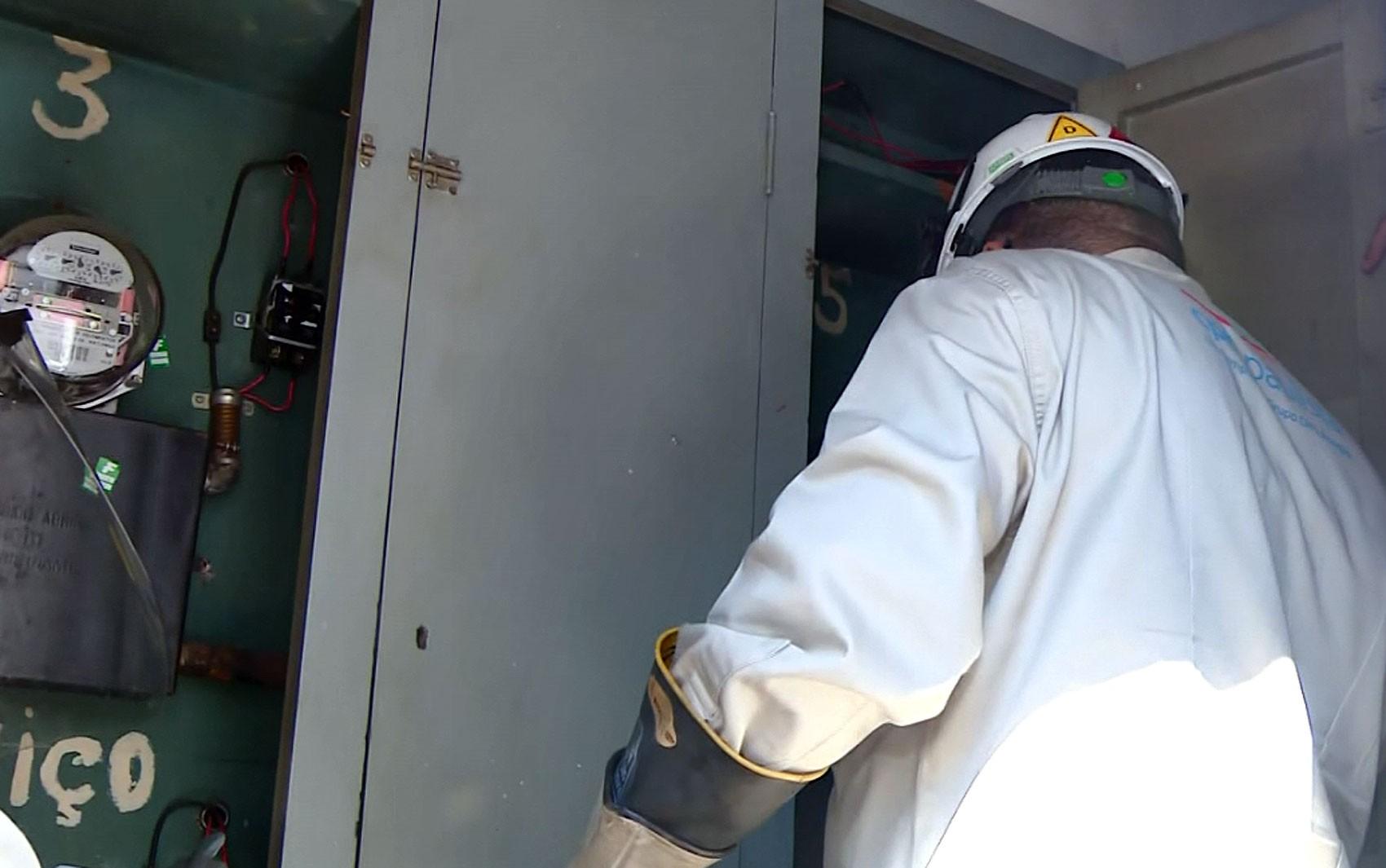 Operação da CPFL e Polícia encontra  fraudes de energia e faz flagrantes em Campinas - Noticias