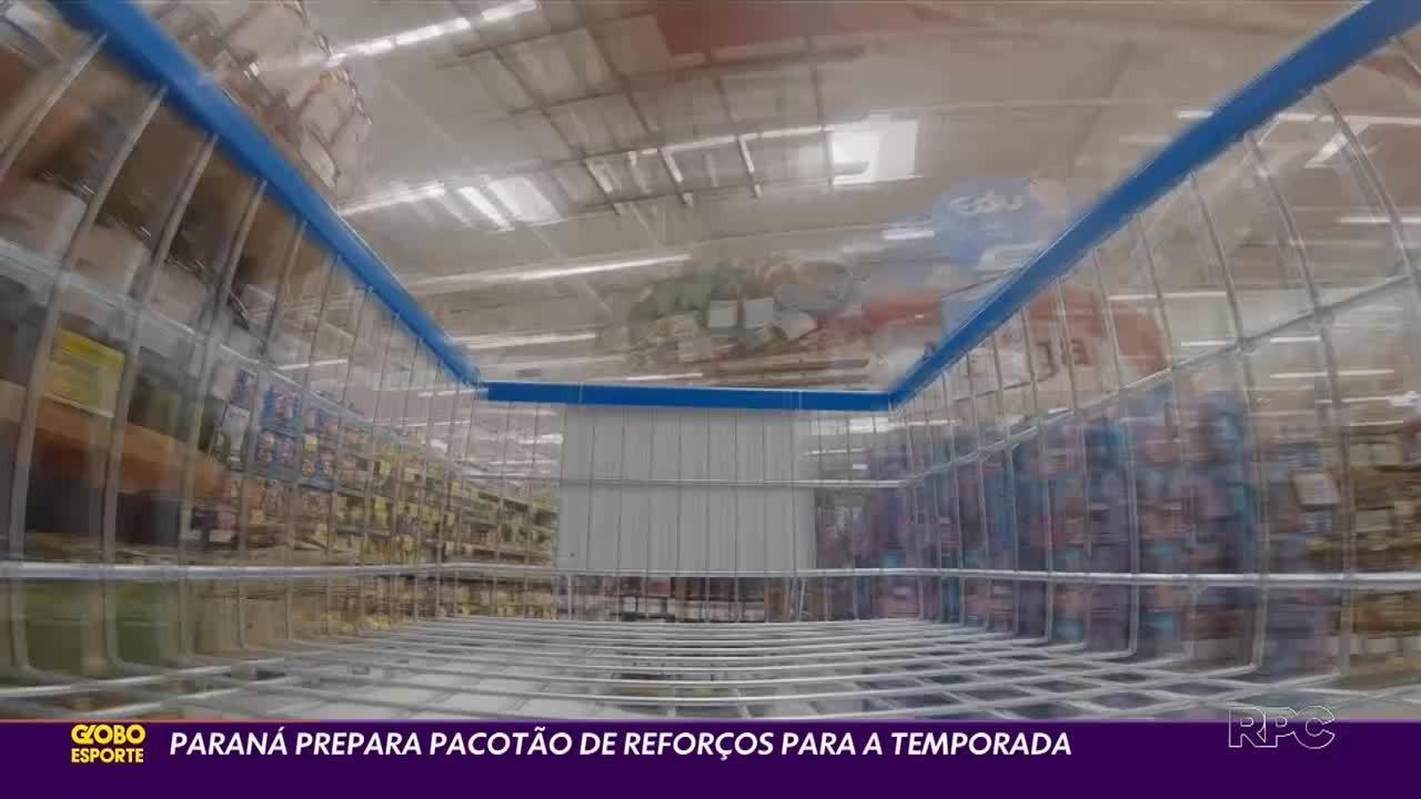 Paraná Clube vai às compras, mas sem muito dinheiro