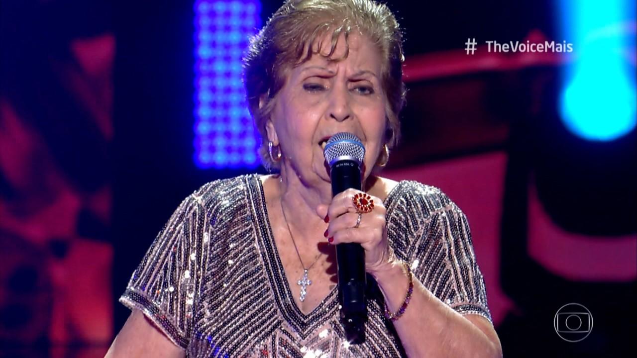 Miracy de Barros canta 'Resposta ao Tempo'