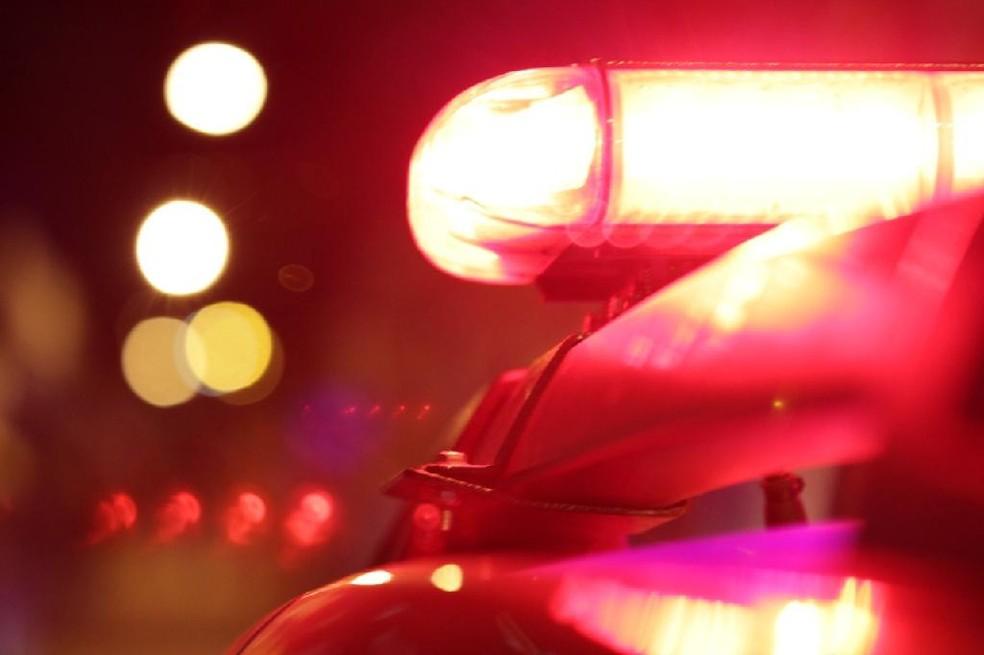 Caso foi registrado na noite de sábado (13) — Foto: PM/Reprodução