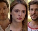 Michel Noher, Isabelle Drummond e Jayme Matarazzo | TV Globo
