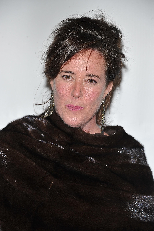 A estilista Kate Spade que foi encontrada morta em seu apartamento (Foto: Getty Images)