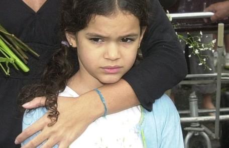 Bruna Marquezine ganhou destaque depois de interpretar a órfã Salete em 'Mulheres apaixonadas', em 2003 Gianne Carvalho/TV Globo