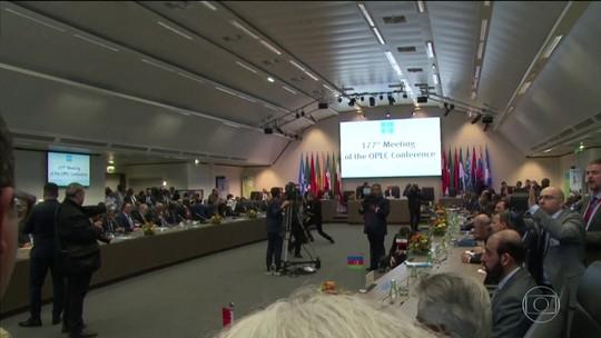 Brasil participa como observador de reunião da Opep em Viena