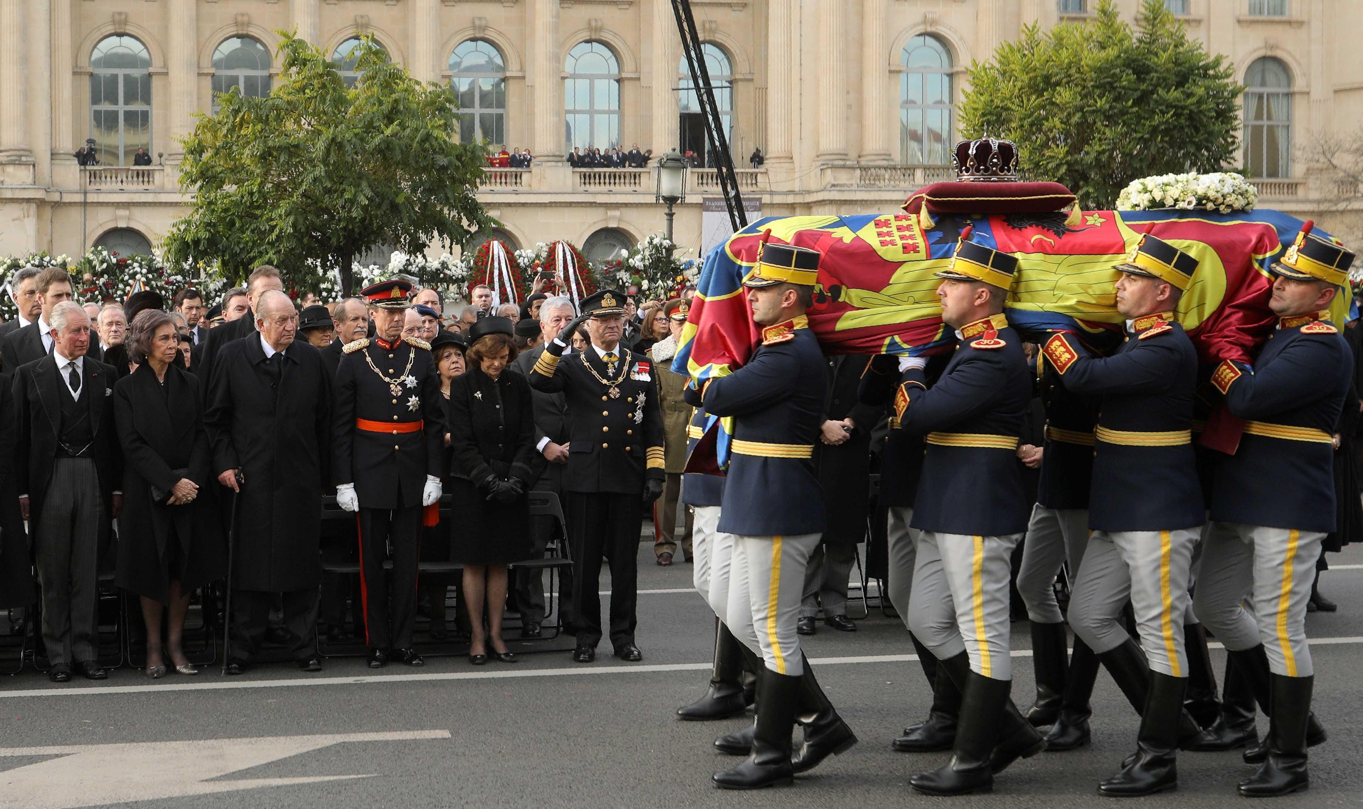 Romênia faz última homenagem ao rei Miguel I