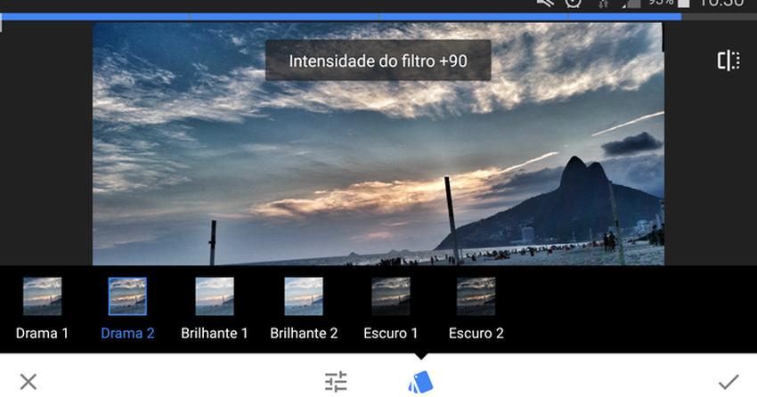 Como editar fotos e aplicar filtros profissionais usando o Snapseed   Dicas  e Tutoriais   TechTudo 93b81fbd82