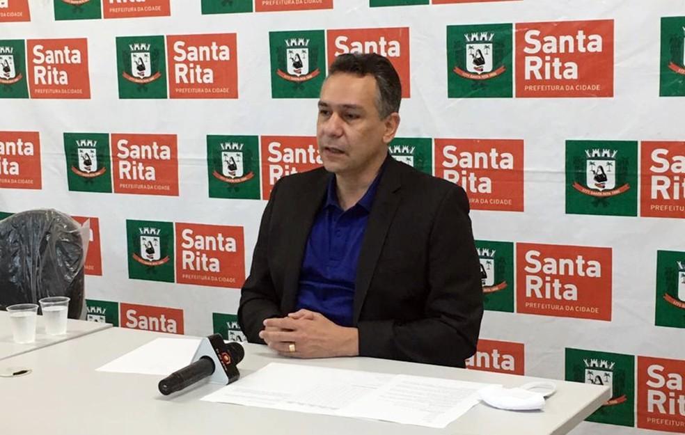Dr Emerson Panta, do PP, é reeleito prefeito de Santa Rita | Paraíba | G1