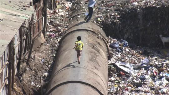 Poluição mata mais de 1,5 milhão de crianças por ano, diz OMS