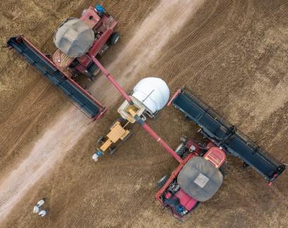 Exportação de máquinas agrícolas reage em outubro, mas ainda é 1,3% menor no ano