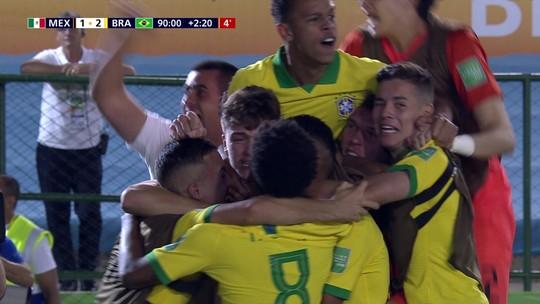 Coritiba e empresários buscam definir situação de lateral campeão da Seleção sub-17
