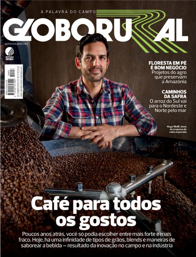 Capa_setembro de 2019 (Foto: Ed. Globo)