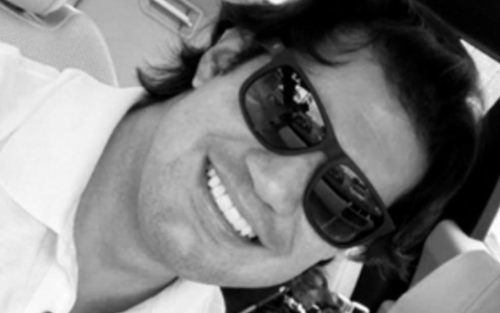 Piloto Ricardo Barros morreu em queda de helicóptero em Buriti Alegre — Foto: Reprodução/Instagram