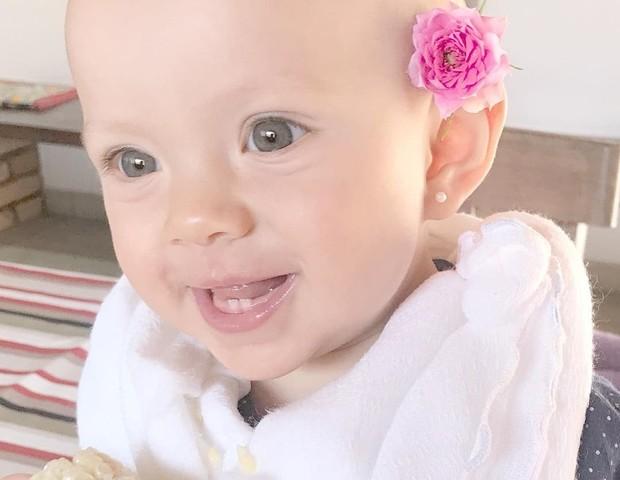Manuela, filha de Eliana (Foto: Reprodução/Instagram)