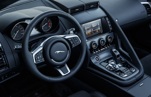 Jaguar-F-Type-com-motor-2.0-turbo-de-300-cv (Foto:  )