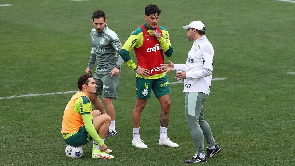 """""""Resolve em campo"""", Palmeiras minimiza presença de torcida do Atlético-MG no Mineirão"""