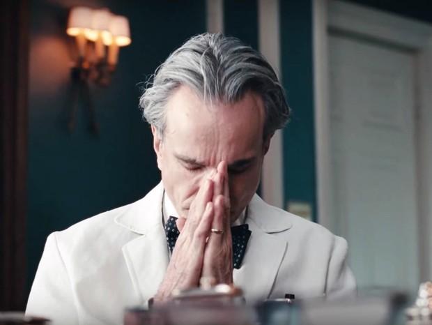 Daniel Day-Lewis em Trama Fantasma  (Foto: reprodução)
