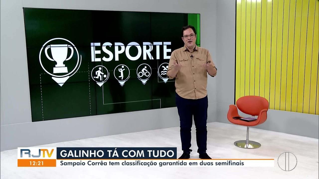 Maricá e Sampaio Correa se enfrentam pela Série B1