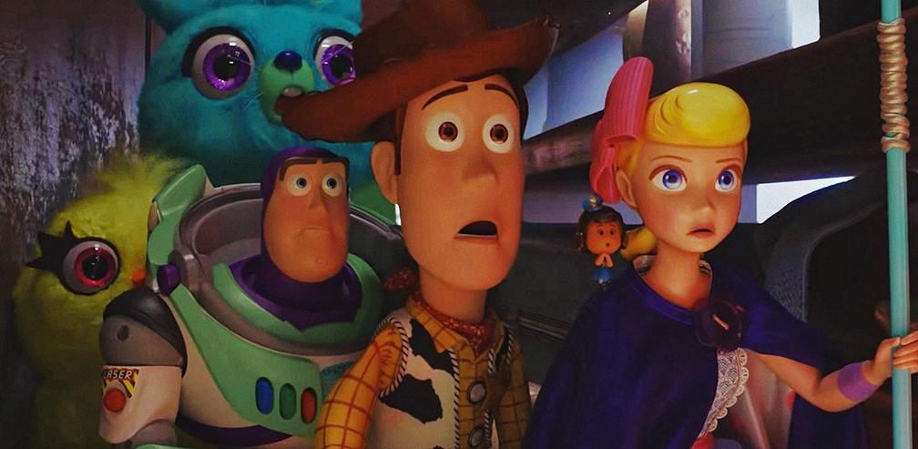 Toy Story 4 E Casal Improvavel Estreiam Nos Cinemas Da Grande