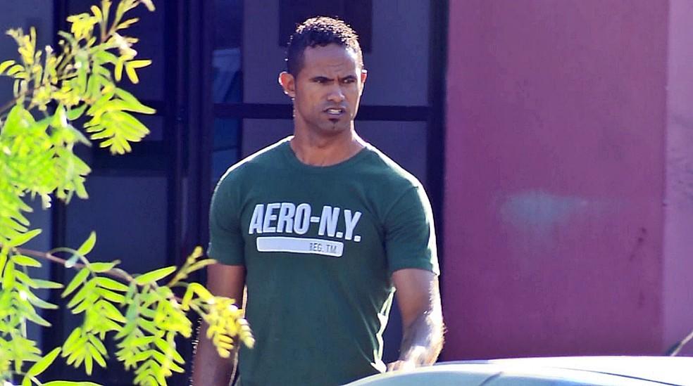 Bruno pode ser transferido para presídio em Belo Horizonte — Foto: Reprodução/EPTV/Claudemir Camilo