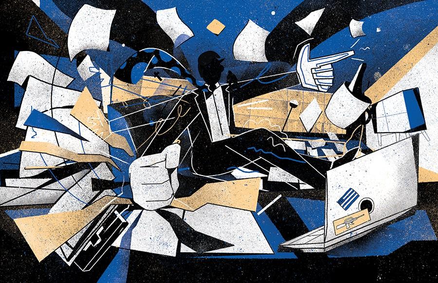 A Ciência tem vez na nova era? (Foto: Ilustração: Fernando Molina)