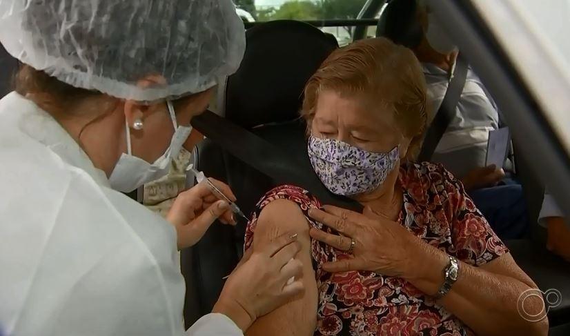 Tatuí recebe novas doses da Coronavac nesta segunda-feira